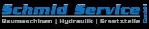 Schmid Service |Baumaschinen Hydraulik Ersatzteile